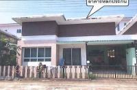 บ้านแฝดหลุดจำนอง ธ.ธนาคารอาคารสงเคราะห์ นครนายก เมืองนครนายก บ้านใหญ่